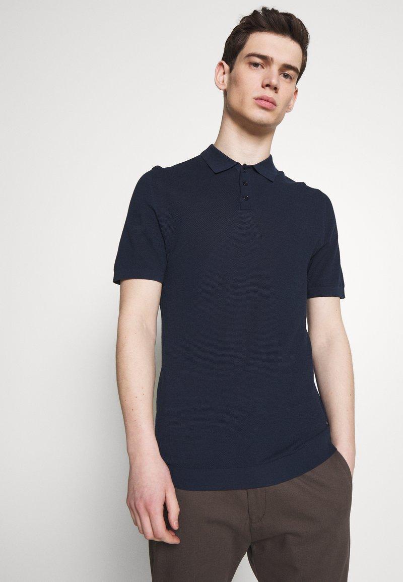 DRYKORN - TRITON - Polo shirt - navy