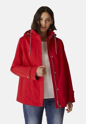 Light jacket - rosso