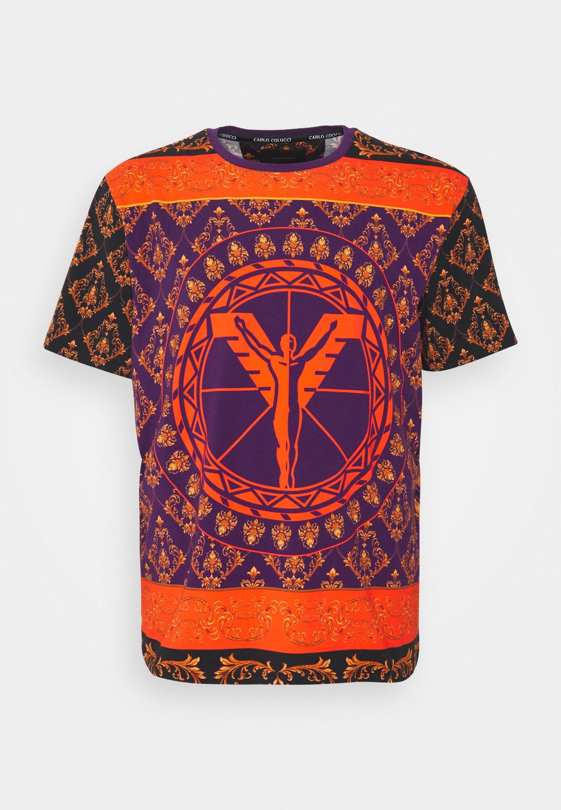 Men COLOURS BIG - Print T-shirt