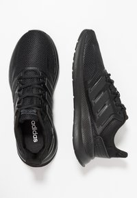 adidas Performance - RUNFALCON - Scarpe running neutre - core black - 1