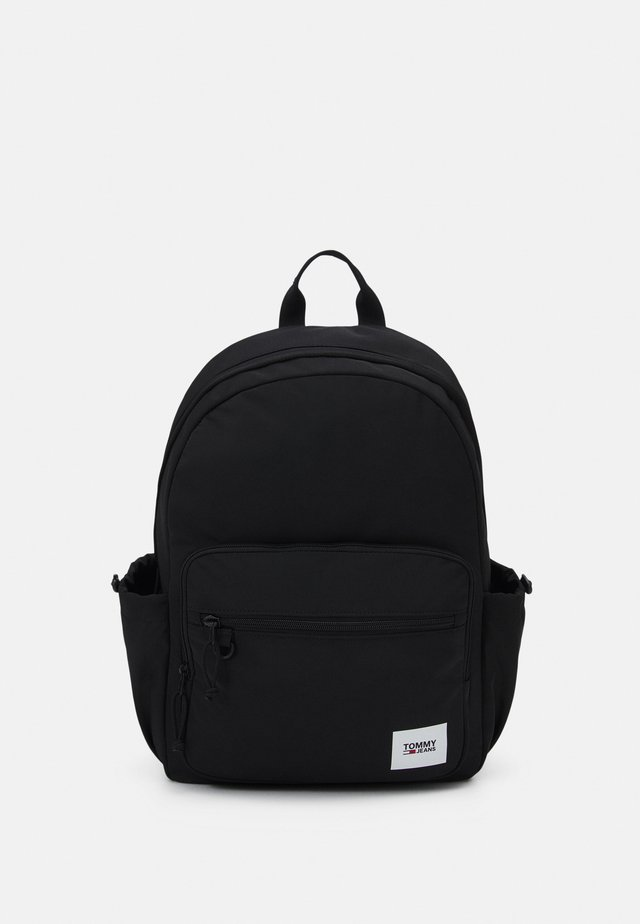 URBAN ESSENTIALS BACKPACK UNISEX - Batoh - black