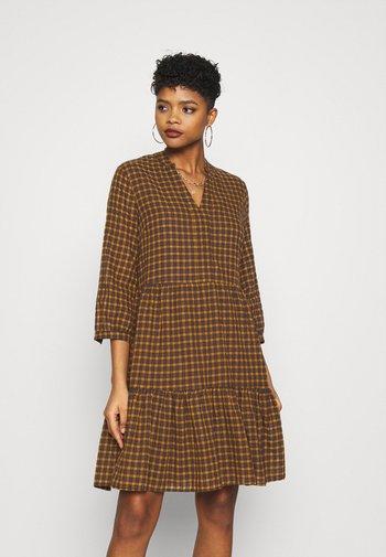 ONLFILIA SHORT CHECK DRESS