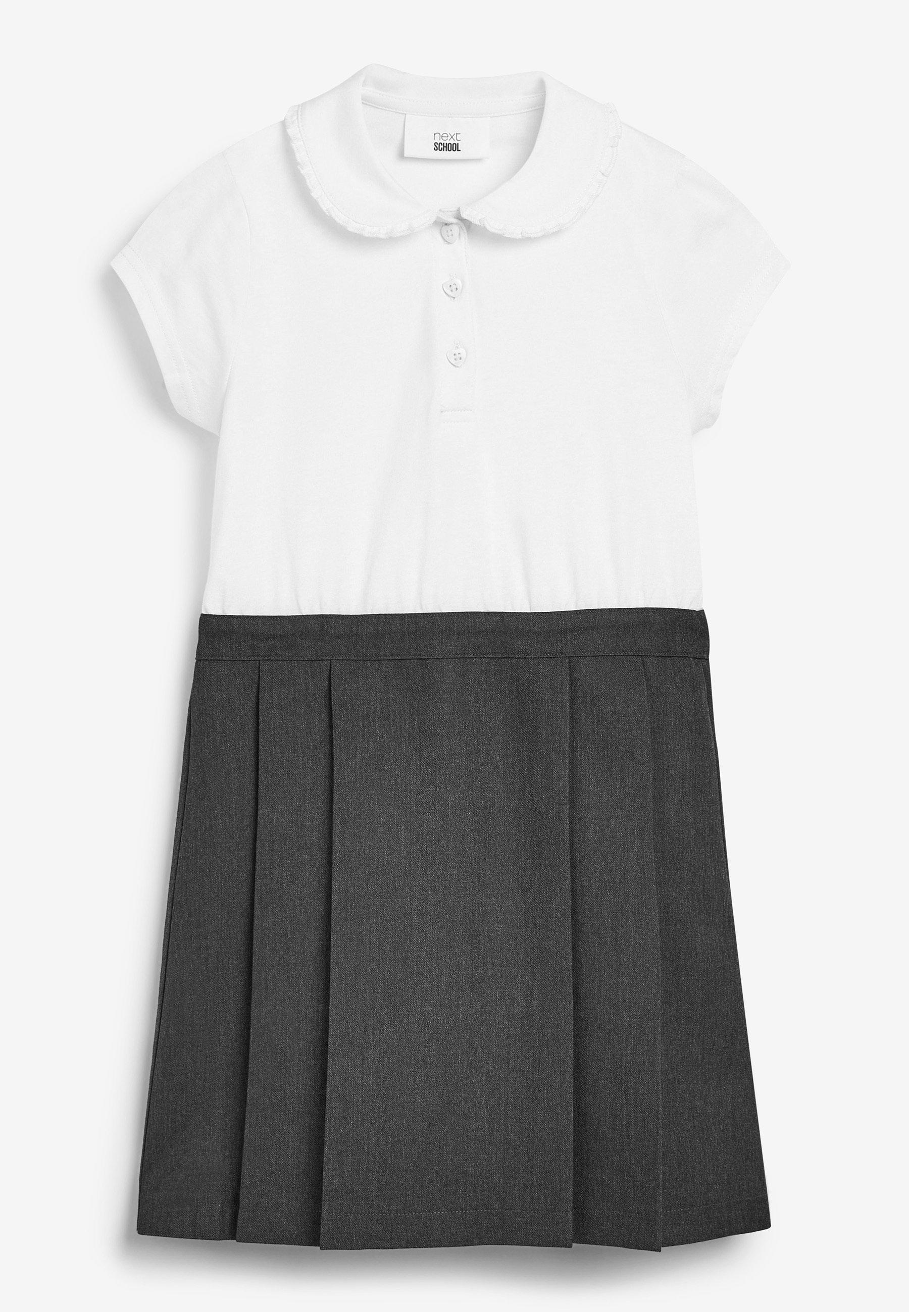 Niño 2-IN-1 SHORT SLEEVE PINAFORE - Vestido camisero