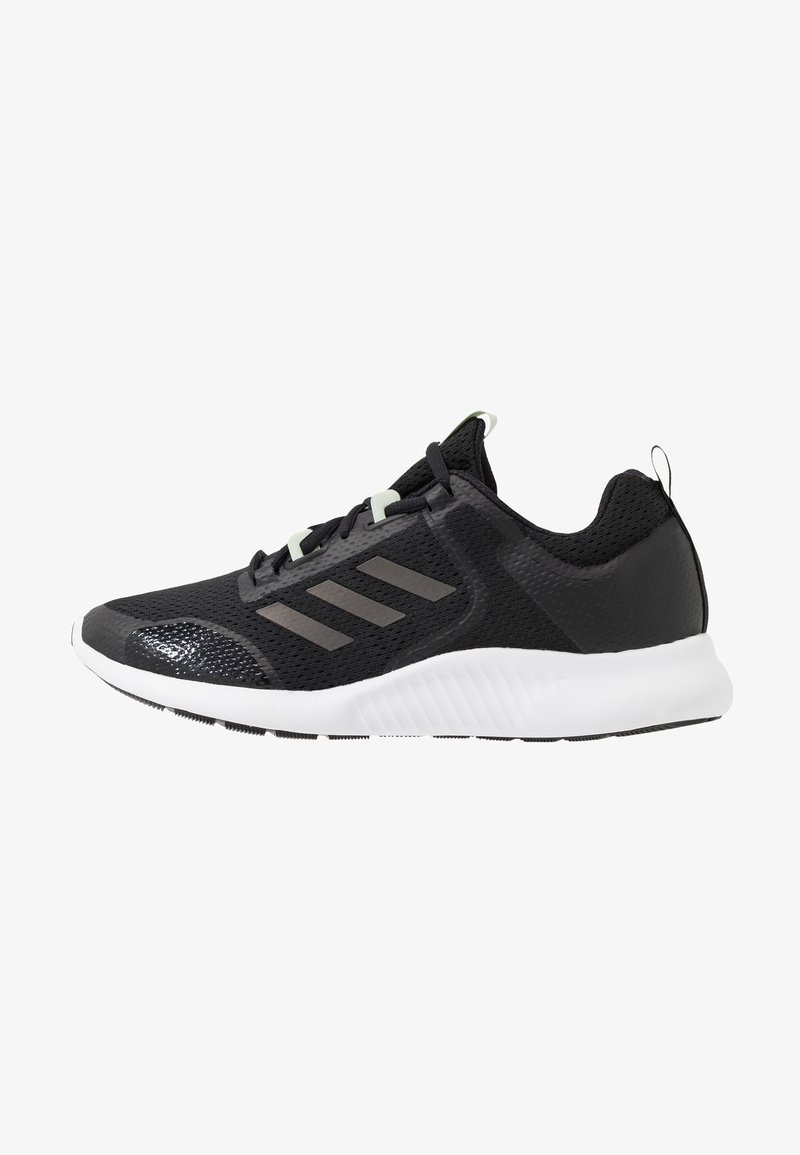 adidas Performance - EDGEBOUNCE 1.5 PARLEY - Sports shoes - core black