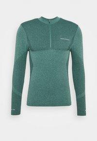 Endurance - JARO SEAMLESS MIDLAYER - Long sleeved top - ponderosa pine - 4