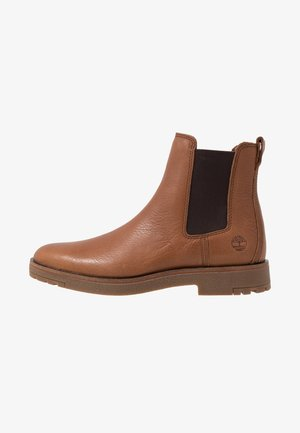 FOLK GENTLEMAN CHELSEA - Classic ankle boots - medium brown