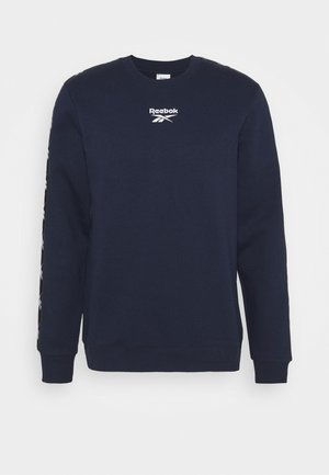 TAPE CREW - Sweater - dark blue
