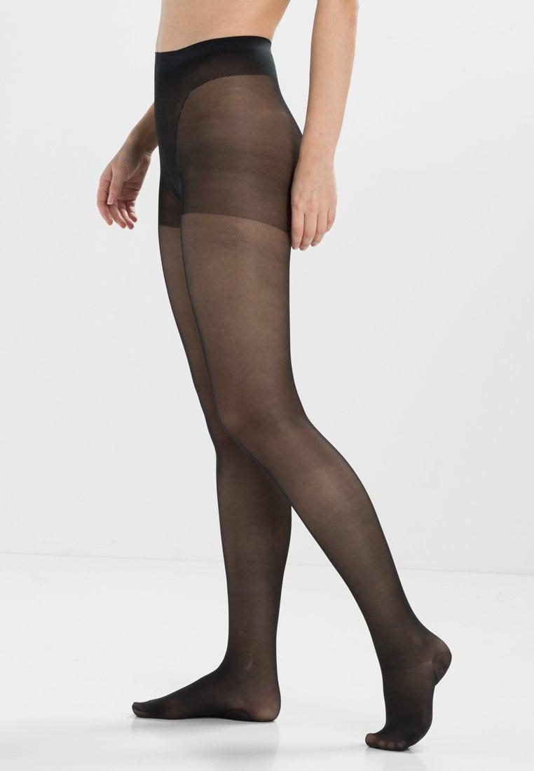 FALKE - LEG VITALIZER - Collants - black