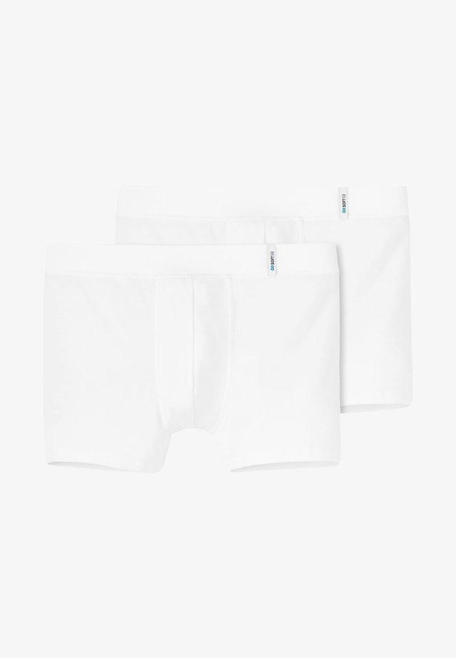 2 PACK - Onderbroeken - weiß