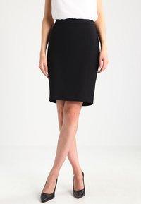 Expresso - XOON - Pencil skirt - black - 0