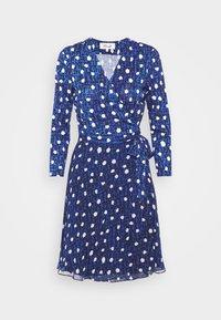 Diane von Furstenberg - IRINA - Day dress - new navy - 4
