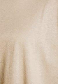 ONLY - ONLAYA LIFE OVERSIZED - T-shirt basic - humus - 2