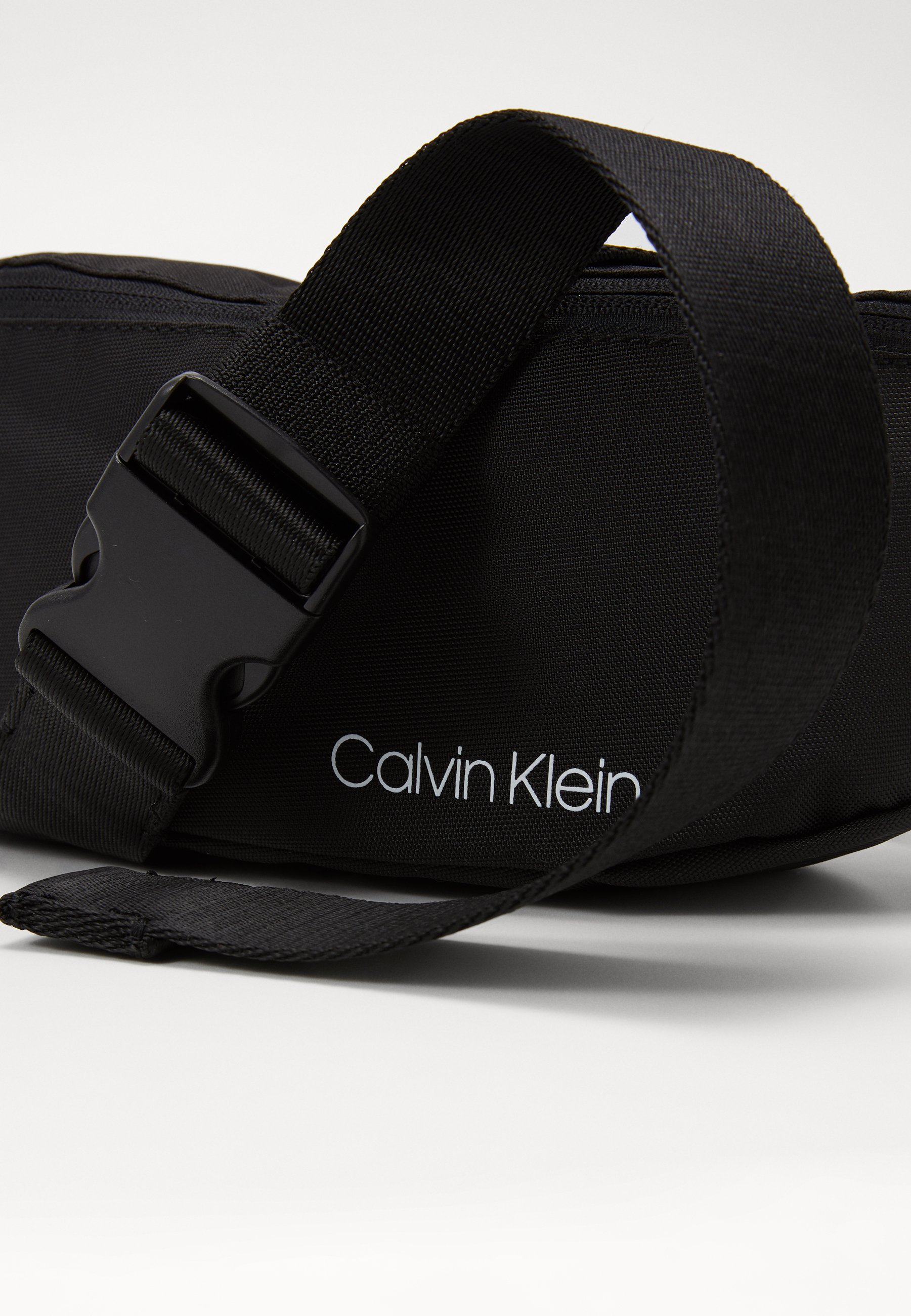 Calvin Klein ITEM STORY WAISTBAG - Rumpetaske - black
