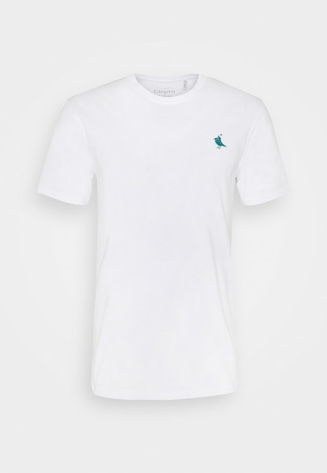 GULL RIDER - T-shirt basic - white