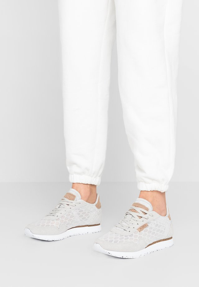 Nora II Mesh - Sneakers - sea fog grey