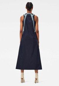 G-Star - UTILITY STRAP DRESS - Day dress - rinsed - 1