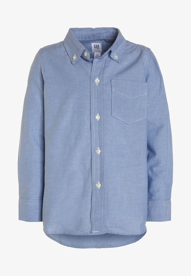 BAS OXFORD - Shirt - oxford blue