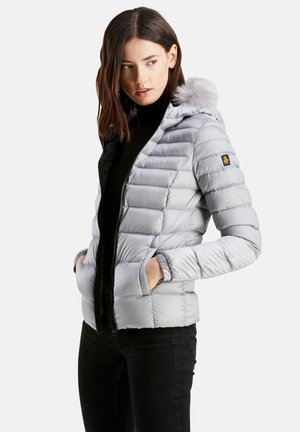 Down jacket - argento/silver