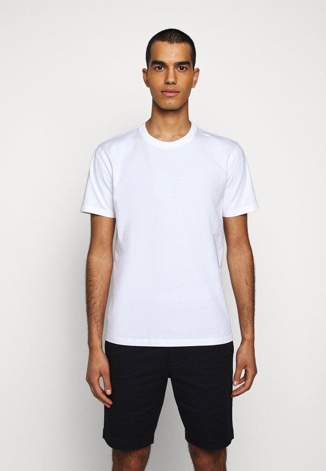 SAMUEL - T-shirt basique - weiss