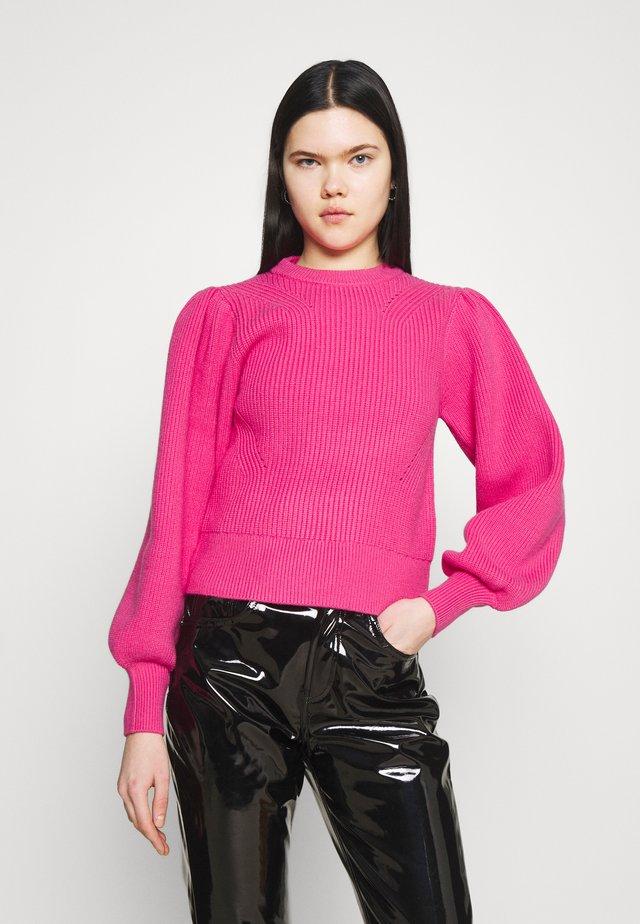 YASMATILDE - Jersey de punto - fandango pink