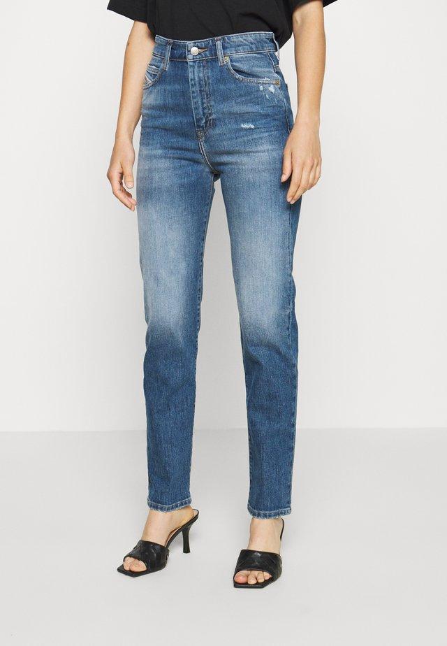 D-EISELLE - Jeans slim fit - indigo