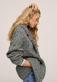 Mango - Short coat - grey - 3