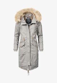 Navahoo - Winter coat - grey - 0