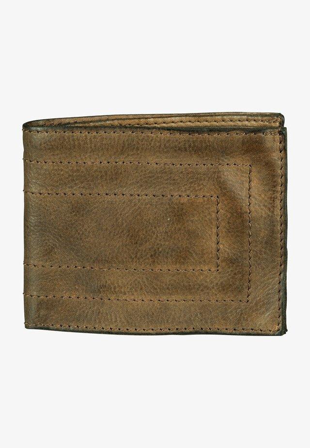 CORAGGIO  - Wallet - verde militare