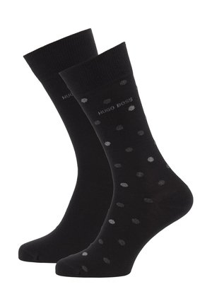 2P RS DOT CC - Socken - black
