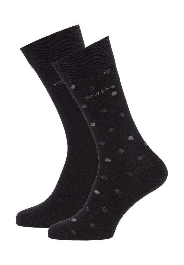 2P RS DOT CC - Socks - black