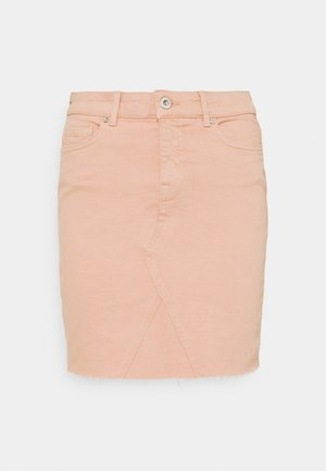ONLFAN LIFE SKIRT  - Mini skirt - misty rose