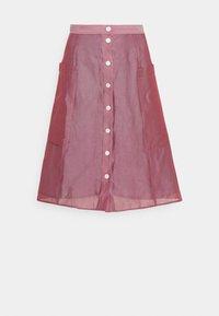 Wood Wood - HAZEL SKIRT - A-line skirt - rose - 4
