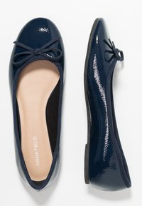 Anna Field - Ballet pumps - dark blue - 3