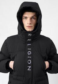 Religion - Winter coat - black - 2
