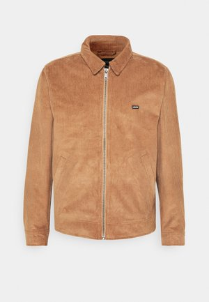 HAIGHT HARRINGTON JACKET - Lehká bunda - toasted coconut