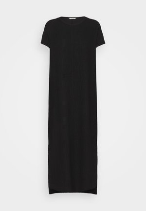 GATE DRESS - Jersey dress - black