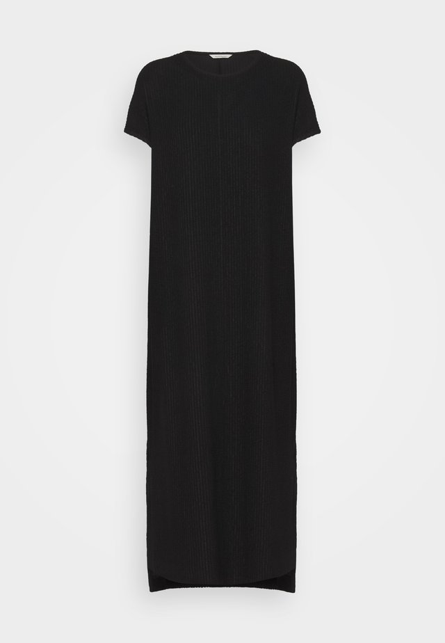 GATE DRESS - Robe en jersey - black