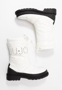 LIU JO - ALISON 8 BOOT - Zimní obuv - white - 0