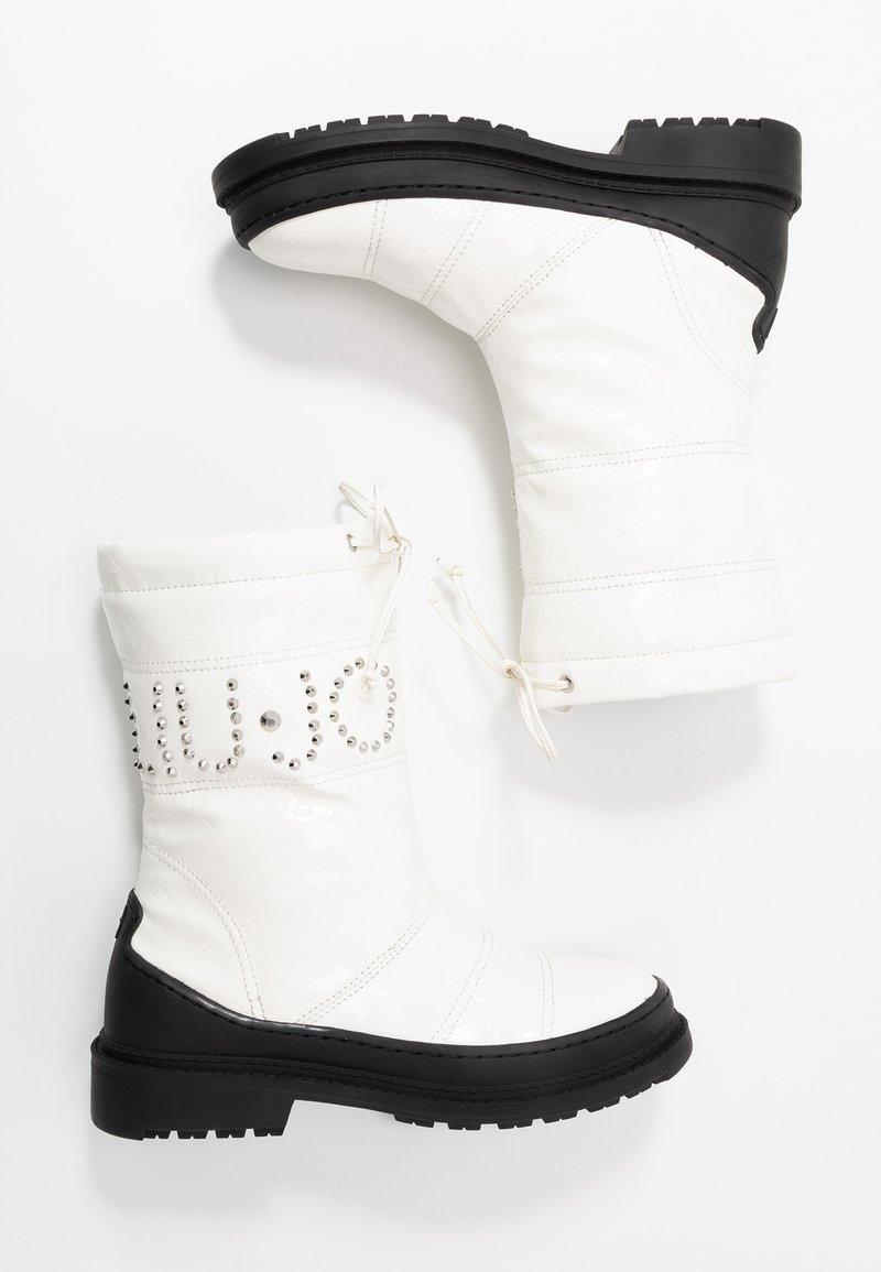 LIU JO - ALISON 8 BOOT - Zimní obuv - white