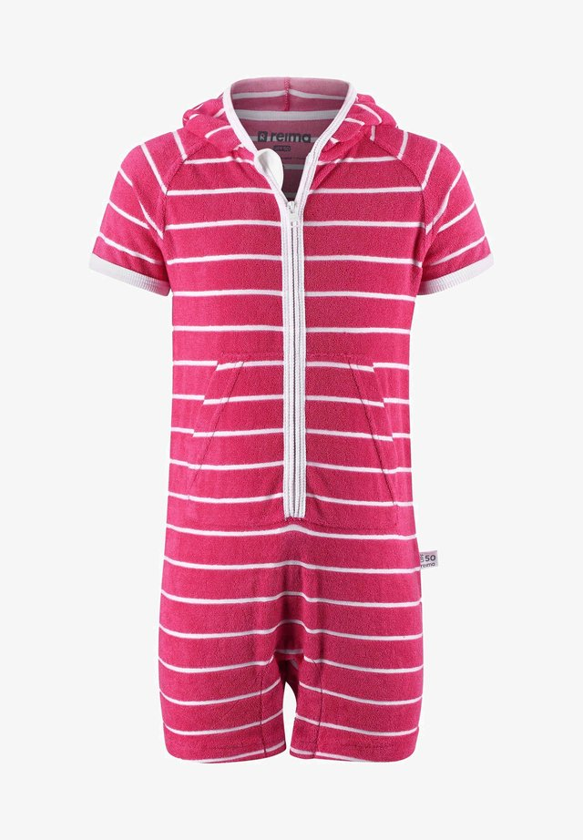OAHU - Jumpsuit - berry pink