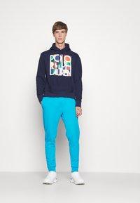 Polo Ralph Lauren - PANT - Pantaloni sportivi - cove blue - 1