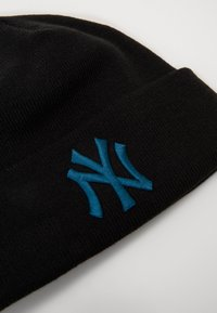 New Era - BABY LEAGUE ESSENTIAL CUFF - Čepice - black/blue - 2