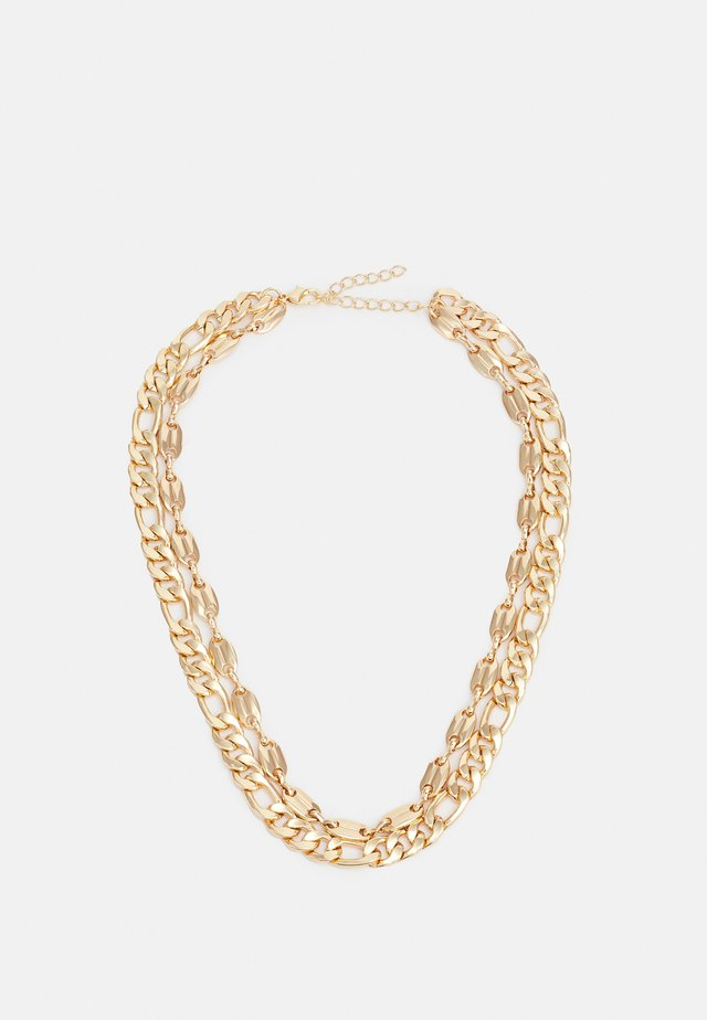 LAYERING BASIC NECKLACE UNISEX - Collier - gold-coloured