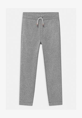 BOY  - Pantalones deportivos - light heather grey