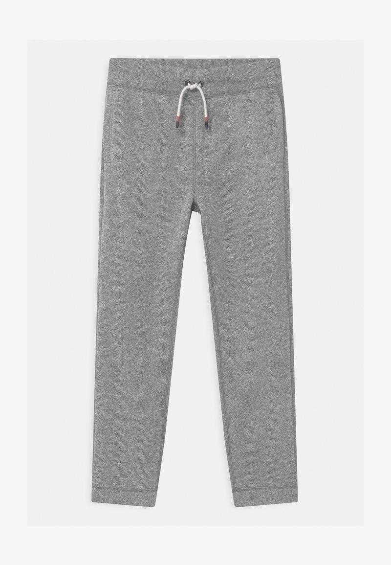 GAP - BOY  - Tracksuit bottoms - light heather grey
