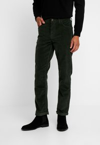 Timberland - SQUAM LAKE STRETCH PANT - Trousers - duffel bag - 0