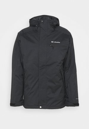VALLEY POINTJACKET - Kurtka narciarska - black
