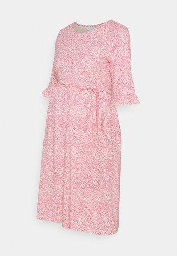 MLPIA DRESS - Žerzejové šaty - pink