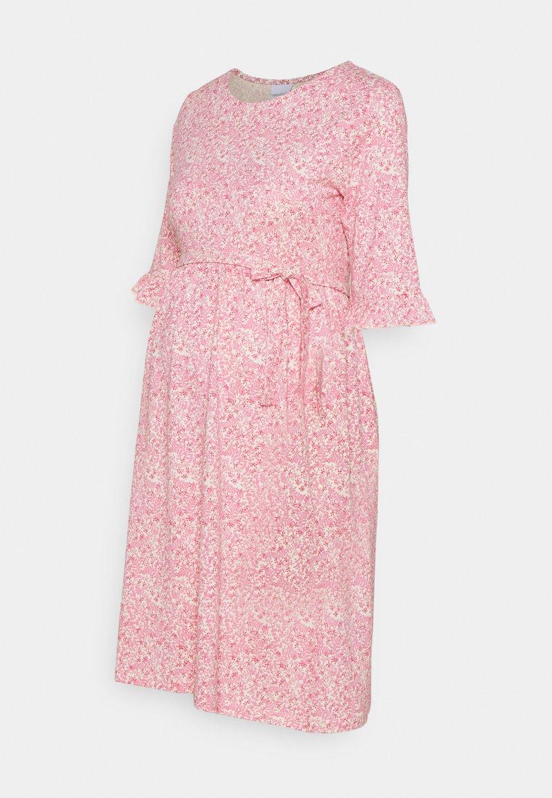 MAMALICIOUS - MLPIA DRESS - Jerseyjurk - pink