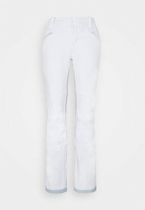ROFFE RIDGE PANT - Zimní kalhoty - white